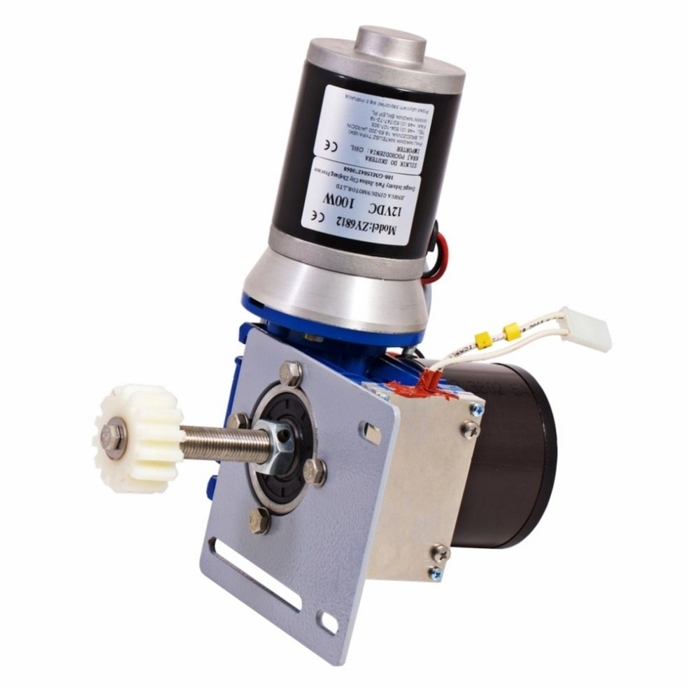 ScopeDome rotation dome motor with encoder for 2M